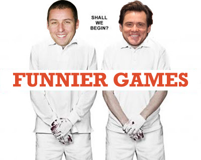 HANEKE AND FARRELLY BROTHERS COLLABORATE ON FUNNIER GAMES