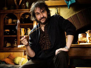 HOBBIT TO BE SPLIT INTO 4 FILMS BECAUSE PETER JACKSON NEEDS A NEW HOUSE