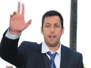 KICKSTARTER CAMPAIGN TO PAY ADAM SANDLER TO STAY HOME AND READ MAGAZINES