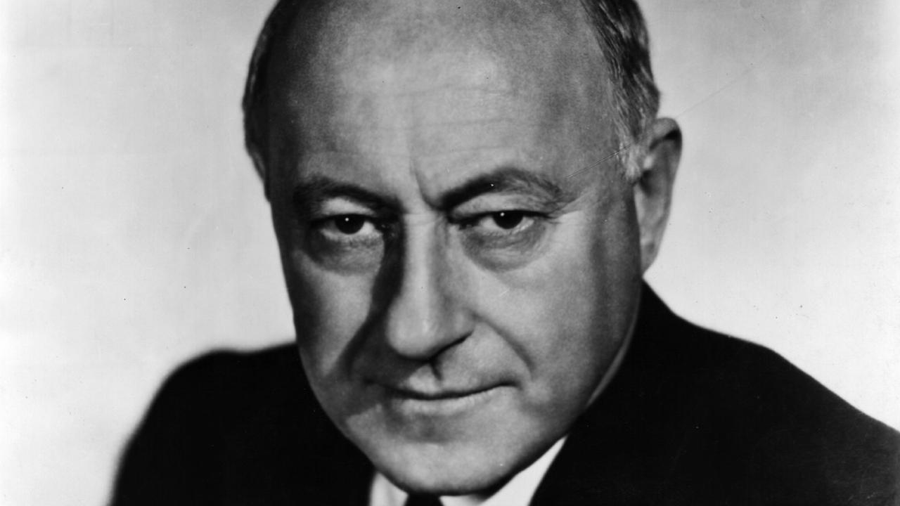SIR EDWIN FLUFFER RECALLS CECIL B. DEMILLE