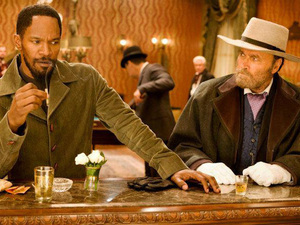 DJANGO UNCHAINED 'WILL FEATURE NO NEW FOOTAGE'