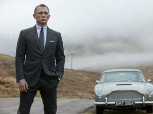 SKYFALL: 007 BUYS A ZOO