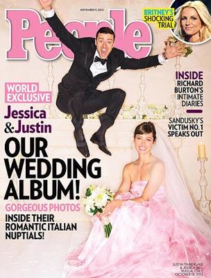 EXCLUSIVE: TIMBERLAKE & BIEL WEDDING ALBUM
