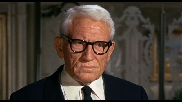 SIR EDWIN FLUFFER REMEMBERS SPENCER TRACY