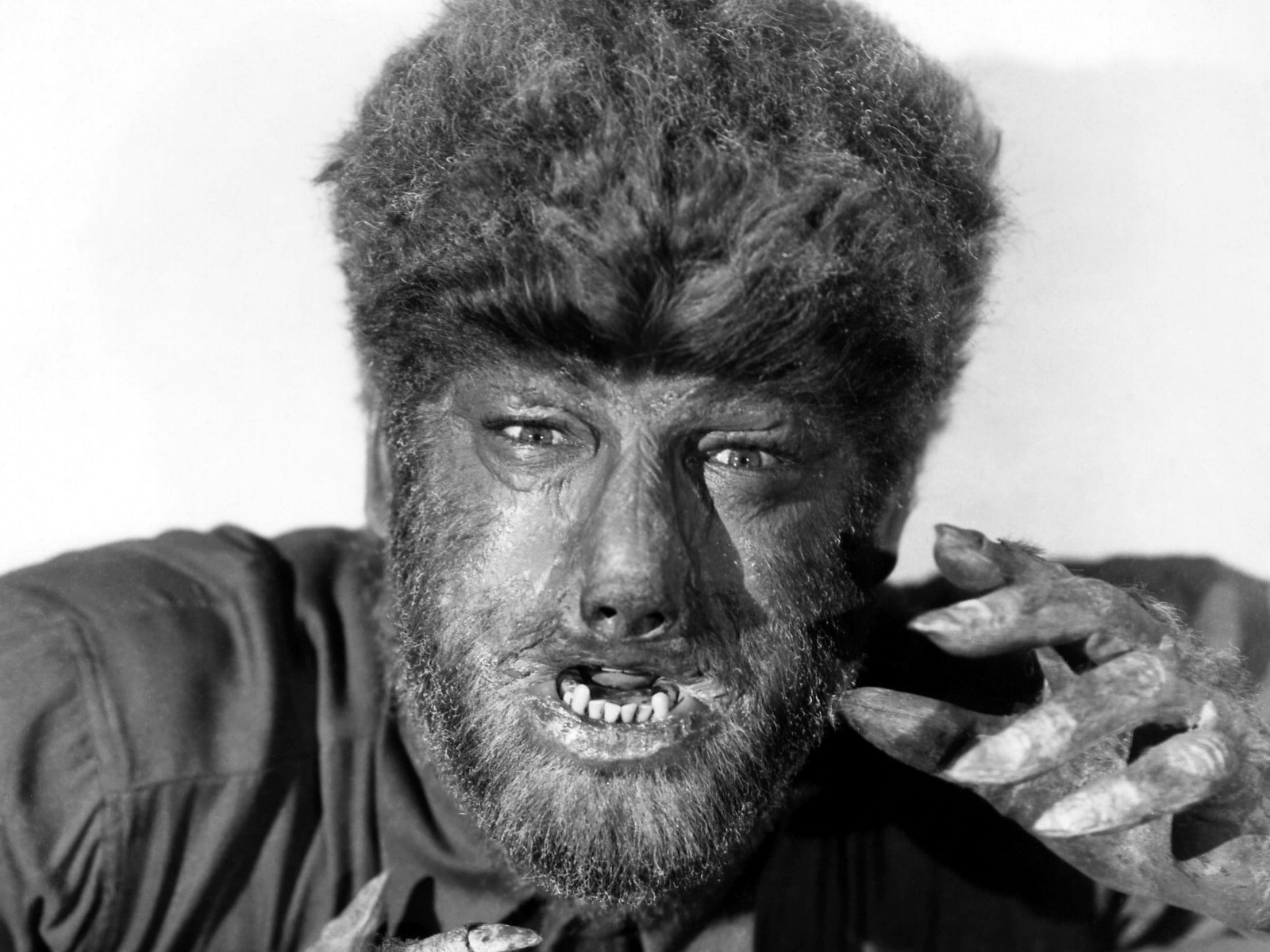 SIR EDWIN FLUFFER REMEMBERS LON CHANEY JR