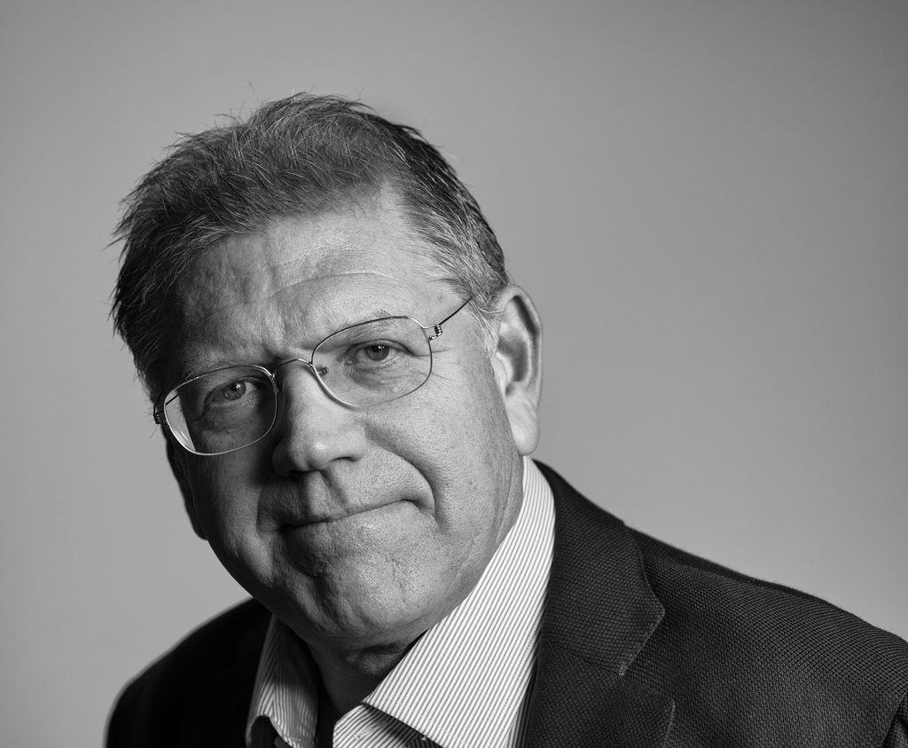 SIR EDWIN FLUFFER REMEMBERS ROBERT ZEMECKIS