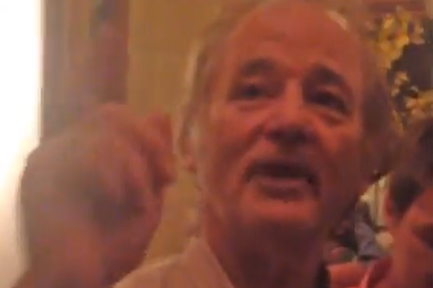 BILL MURRAY TALKS GHOSTBUSTERS REBOOT