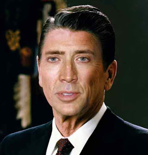 NICOLAS CAGE TO PLAY RONALD REAGAN