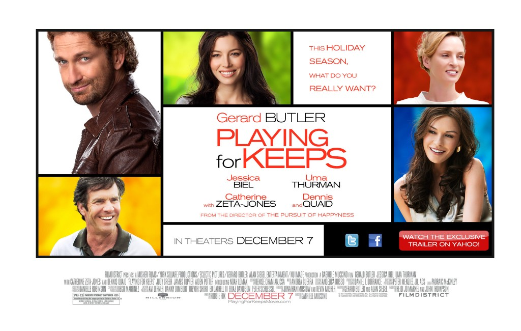 THE MAKING OF PLAYING FOR KEEPS: PART 2