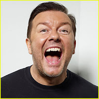 GERVAIS TO PLAY COOKIE MONSTER IN' MUPPETS 2′