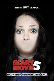 SCARY MOVIE 5: SEVEN YEARS IN THE MAKING