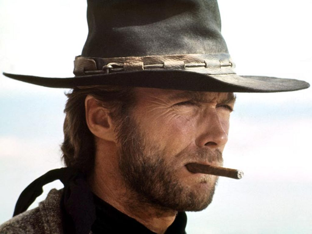SIR EDWIN FLUFFER REMEMBERS CLINT EASTWOOD