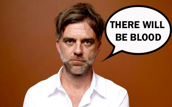 PAUL THOMAS ANDERSON'S REACTION TO 'THE MASTER' OSCAR SNUB.