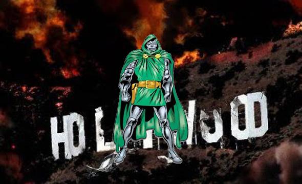 DR DOOM DESTROYS HOLLYWOOD