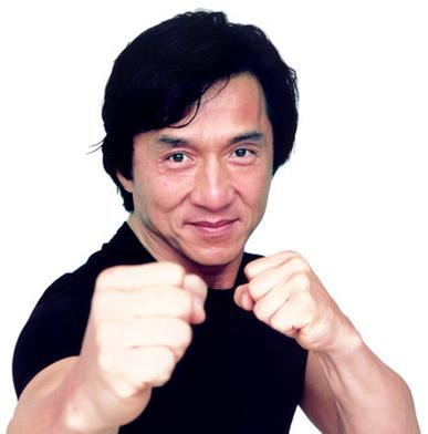 JACKIE CHAN IS WAITING...