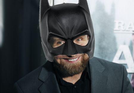 WOODY ALLEN REVEALS HIS NEW BATMAN: EDDIE MARSAN