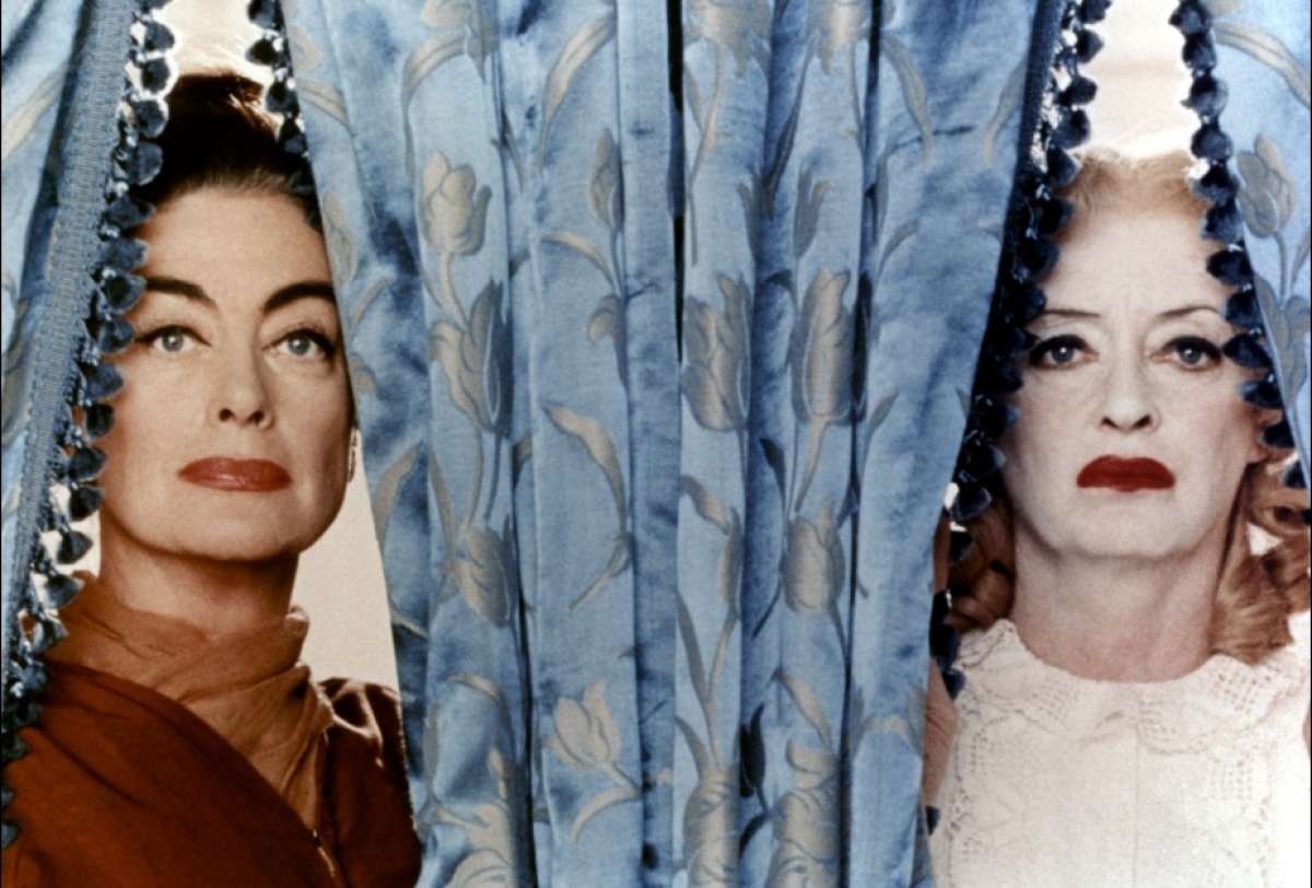 SIR EDWIN FLUFFER REMEMBERS BETTE DAVIS AND JOAN CRAWFORD