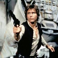 SNEAK PEAK OF TAYLOR LAUTNER AS THE YOUNG HAN SOLO