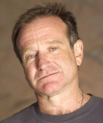 OFFICIAL: ROBIN WILLIAMS EX-FUNNY