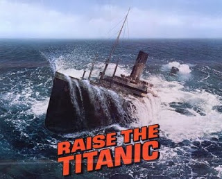 REMAKE WATCH: JAMES CAMERON RAISES THE TITANIC