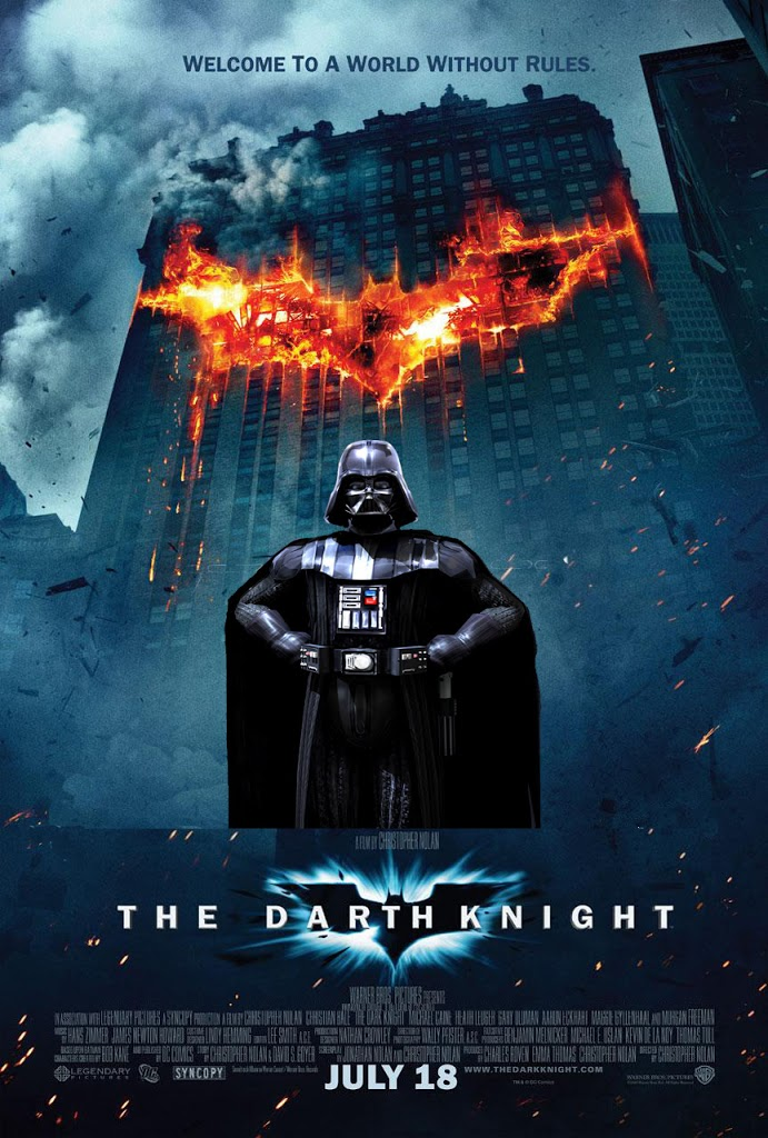 STAR WARS STANDALONE: THE DARTH KNIGHT