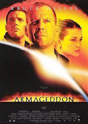 ARMAGEDDON PREQUEL: 'LOOKS DULL'
