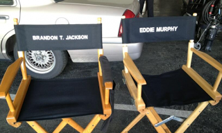 BEVERLY HILLS COP TV SERIES: WE HAVE THE CHAIRS