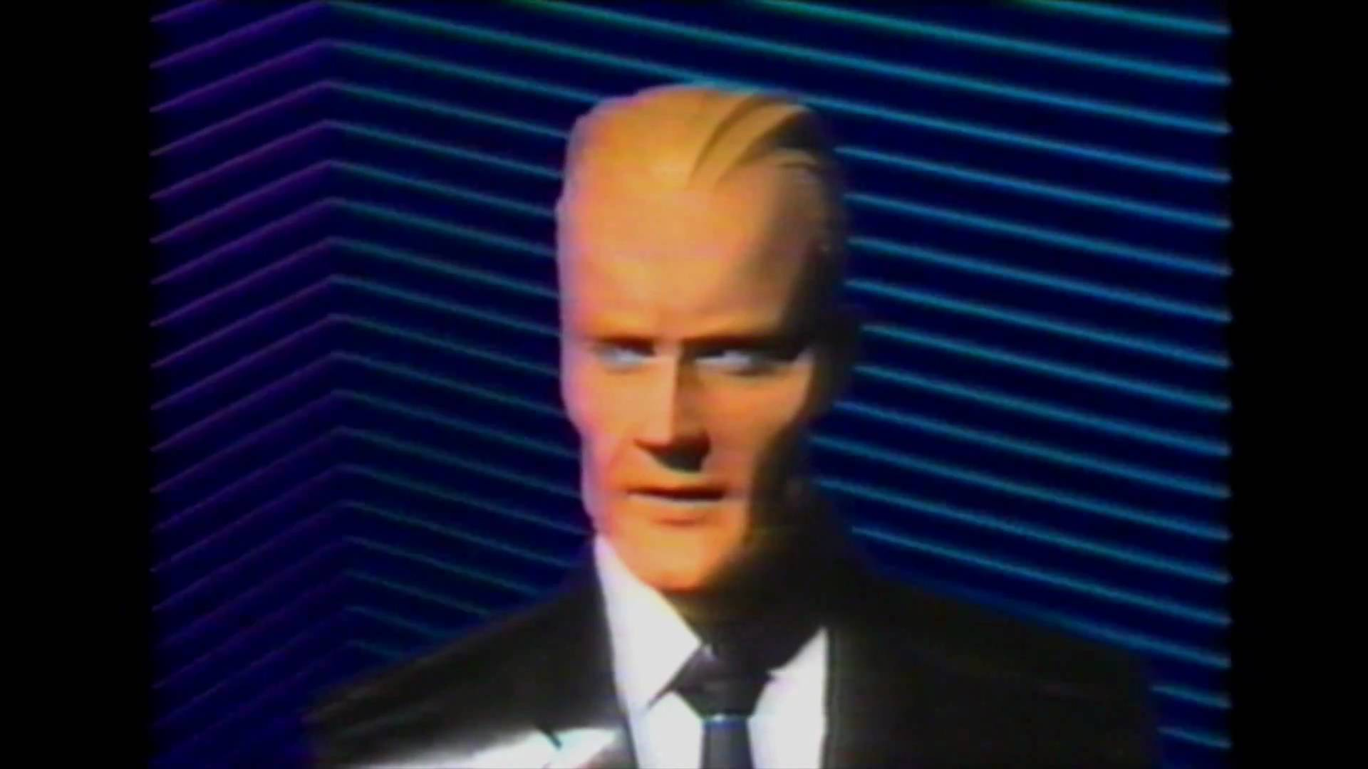 MAX HEADROOM: THE MOTION PICTURE