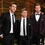 THE HEMSWORTHS TO FIGHT THE BALDWINS