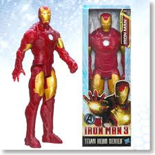 IRON MAN ACTION FIGURES 'IN POOR TASTE'