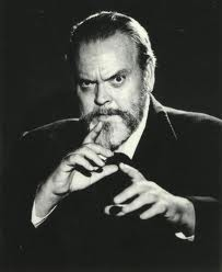 CITIZEN FLUFFER AND ORSON WELLES