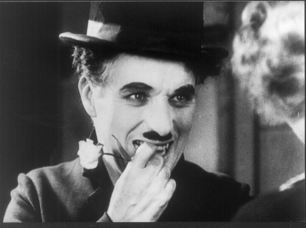 SIR EDWIN FLUFFER REMEMBERS CHARLIE CHAPLIN