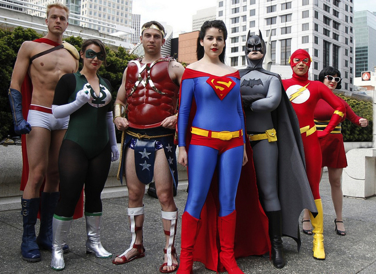 COSPLAY TO BE OUTLAWED IN FIVE STATES