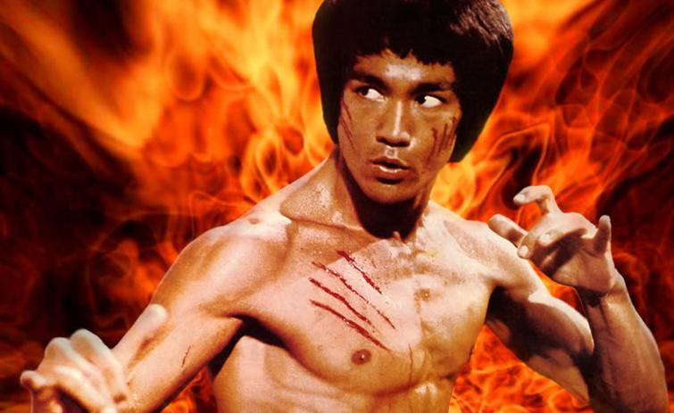 SIR EDWIN FLUFFER REMEMBERS BRUCE LEE