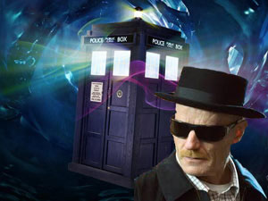 BRYAN CRANSTON IS THE NEW DOCTOR WHO