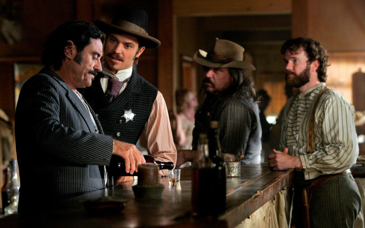 DEADWOOD MOVIE GETS GO AHEAD