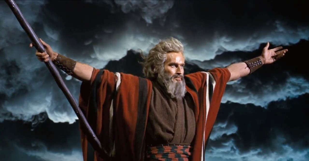 charlton heston john the baptist