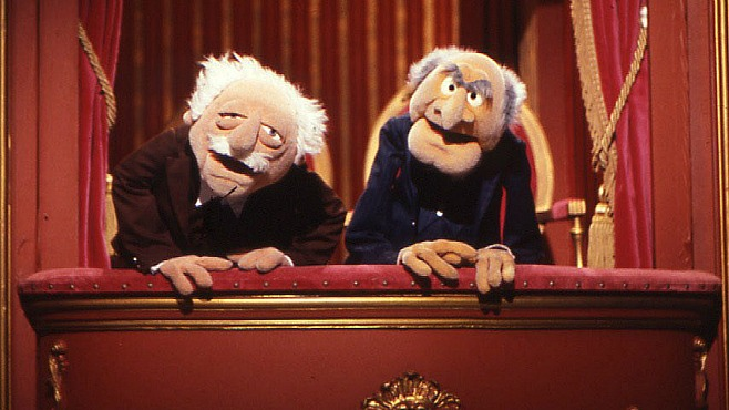 PATRICK STEWART AND IAN MCKELLEN TO PLAY WALDORF AND STATLER