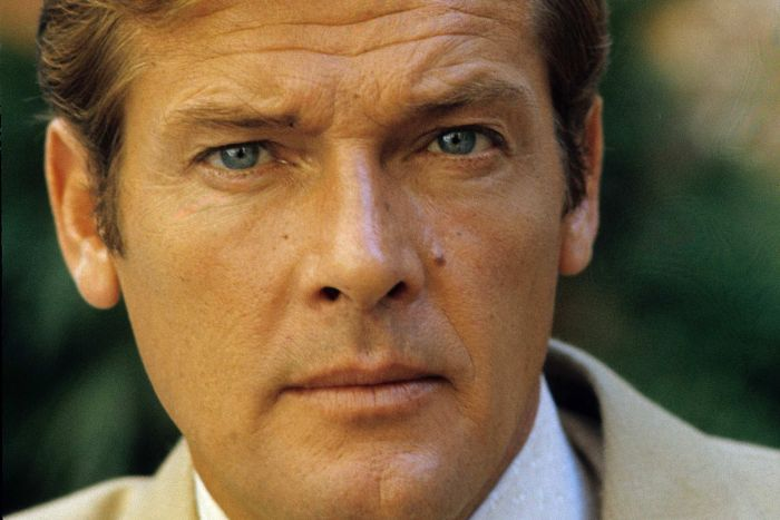 ROGER MOORE WILL NOT RETURN AS JAMES BOND