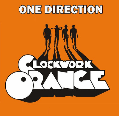 ONE DIRECTION TO STAR IN 'A CLOCKWORK ORANGE' REMAKE
