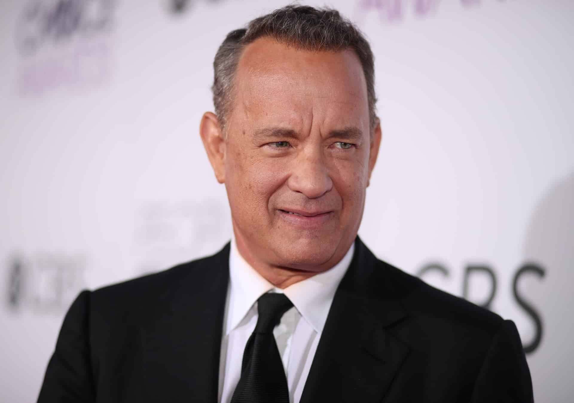 TOM HANKS PLACED UNDER HOUSE ARREST