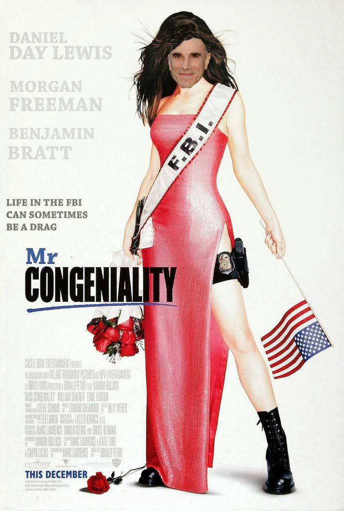 TEASER POSTER: MR CONGENIALITY