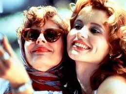 RIDLEY SCOTT RULES OUT THELMA AND LOUISE 2
