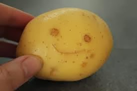 5 POTATOES THAT LOOK LIKE CHRISTIAN SLATER
