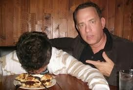 TOM HANKS KILLS YOUNG MEN