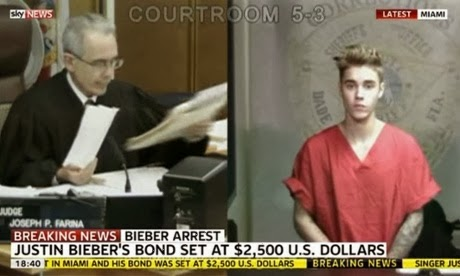 FREE THE BIEBER ONE