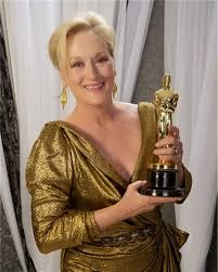 MERYL STREEP TO GET OSCAR CATEGORY TO HERSELF