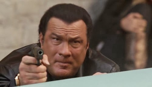 STEVEN SEAGAL HOSTAGE CRISIS
