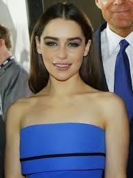EMILIA CLARKE WINS BEST EYEBROWS TWO YEARS RUNNING