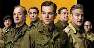 THE MONUMENTS MEN: REVIEW